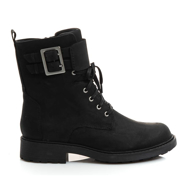 Clarks ORINOCO2 LACE BLACK LEATHER 26152327