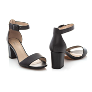 Clarks Deva Mae 26140007 Black Leather